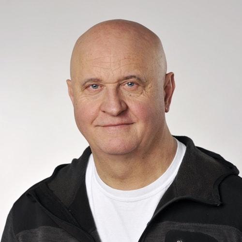 Martin Barton als Ansprechpartner und Malermeister für Ihren Kontakt.
